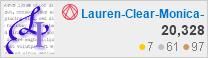 profile for Lauren Ipsum at Graphic Design